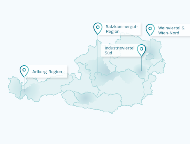 FairPlusService in den Regionen