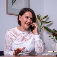 Leiterin der Projektkommunikation Claudia Glawischnig, ABZ*AUSTRIA